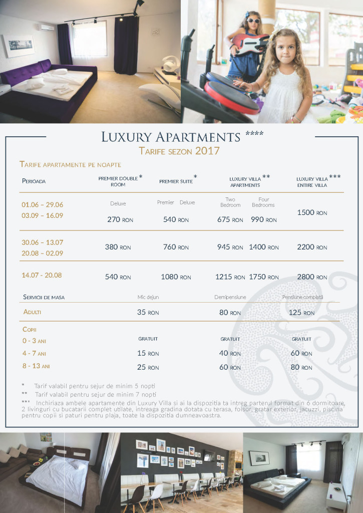 Luxury Apartments Summer 2017 3